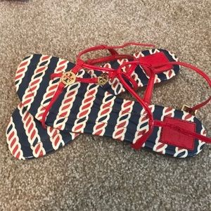 Shoes - Tory Burch Emmy Sandal Size 9